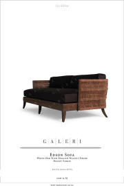 The Galeri | Sofas and Chaise Longues